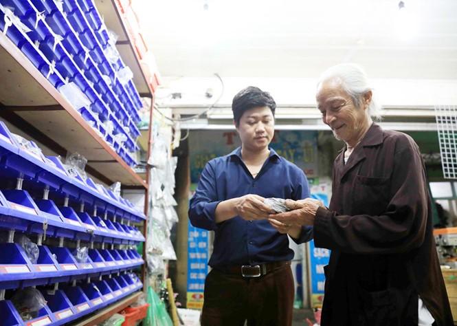 Tuong Chuc… les clés du succès      - ảnh 3