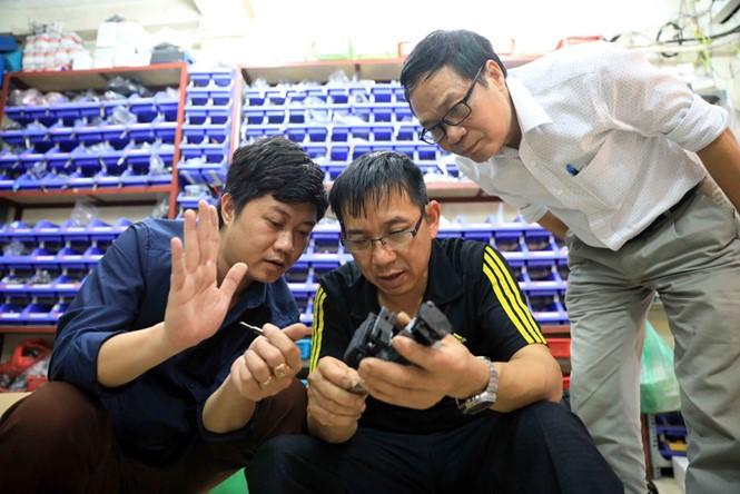 Tuong Chuc… les clés du succès      - ảnh 2