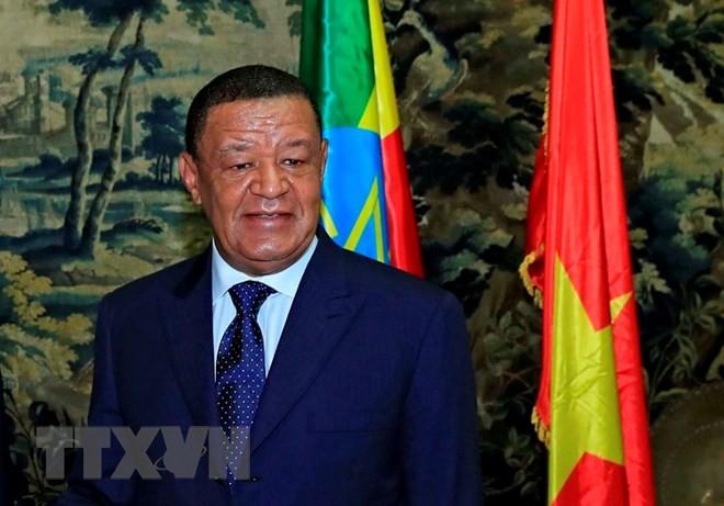 Le président éthiopien demande au Vietnam de rouvrir son ambassade à Addis-Abeba - ảnh 1