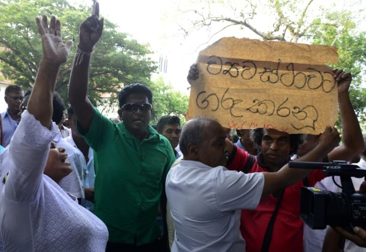 Crise au Sri Lanka: la Cour suprême annule la dissolution du Parlement  - ảnh 1
