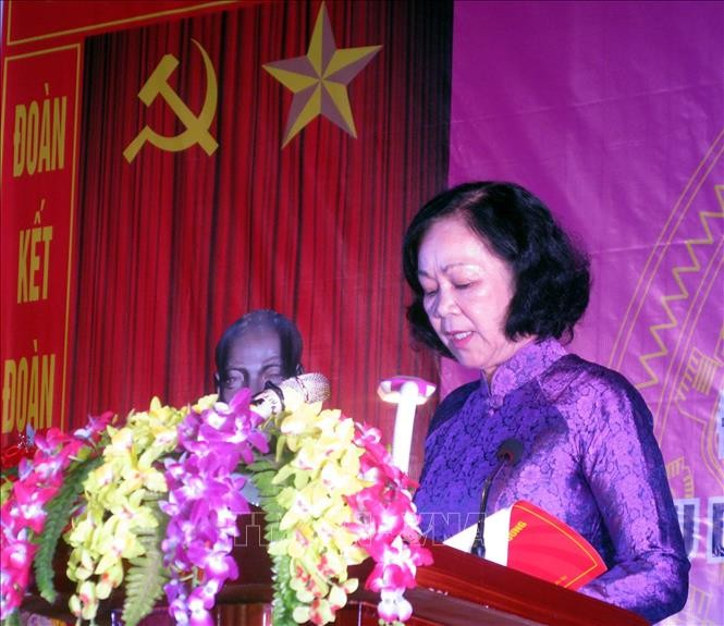 La 5e réunion de l'Union des femmes vietnamiennes  - ảnh 1