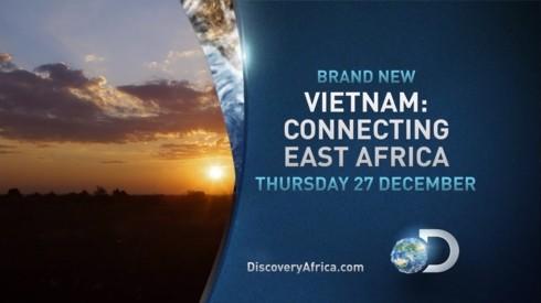 Discovery diffuse un film sur le développement des télécommunications en Afrique de l'Est grâce au Vietnam - ảnh 1