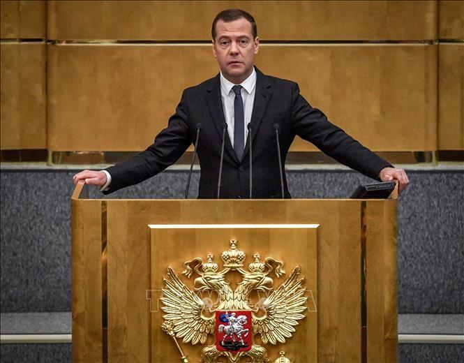 La Russie étend ses sanctions à plusieurs personnalités et entreprises ukrainiennes - ảnh 1