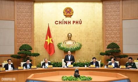 Réunion gouvernementale: le Vietnam affiche une croissance de 7,08% en 2018 - ảnh 1