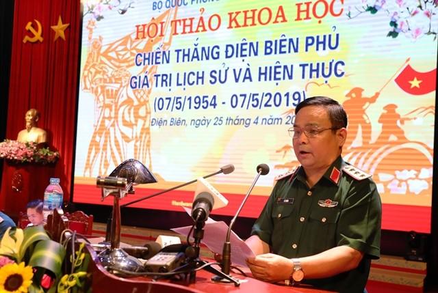 Colloque : la victoire de Diên Biên Phu, valeurs historiques et réalité actuelle - ảnh 1