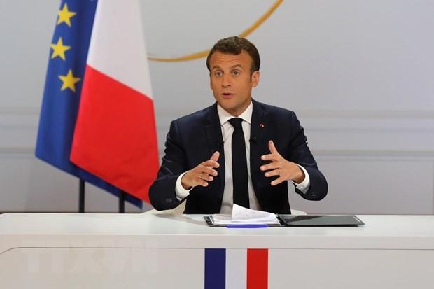 Conférence de presse d'Emmanuel Macron: quatre annonces à retenir de l'allocution  - ảnh 1