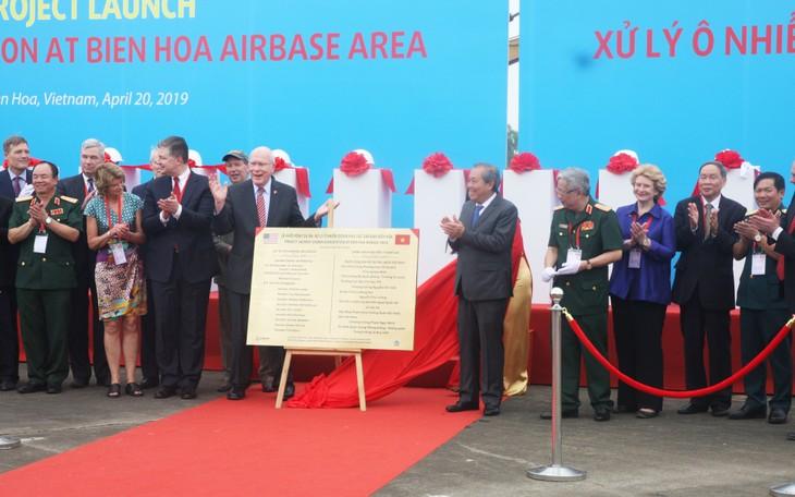 Vietnam - États-Unis: une plus grande coopération dans la réparation des dommages de guerre - ảnh 1