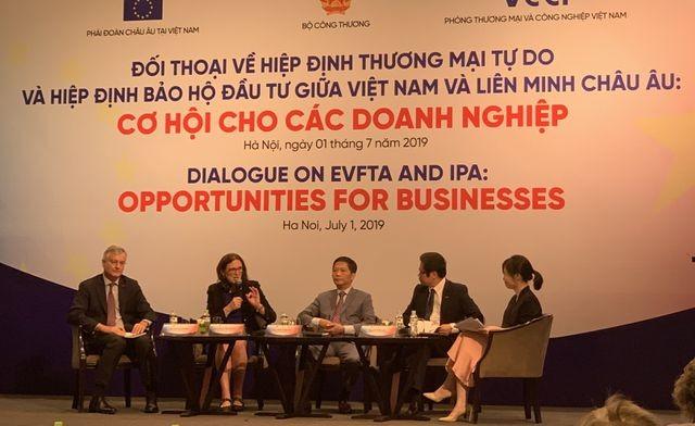 EVFTA et EVIPA : de nouvelles opportunités pour les entreprises  - ảnh 1