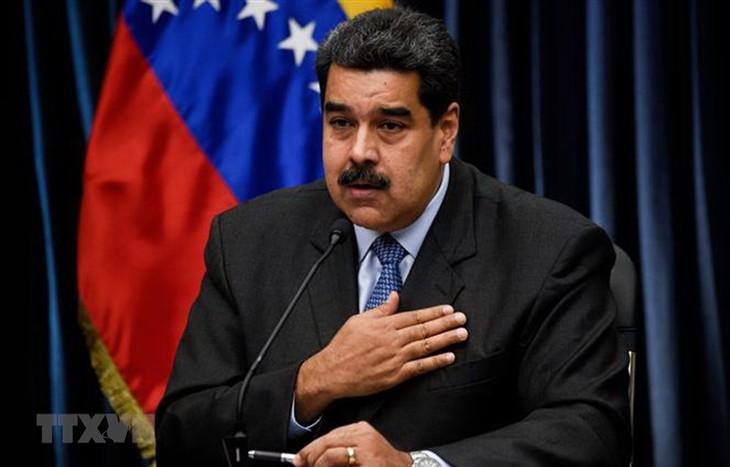 Nicolas Maduro veut que Juan Guaido soit poursuivi - ảnh 1