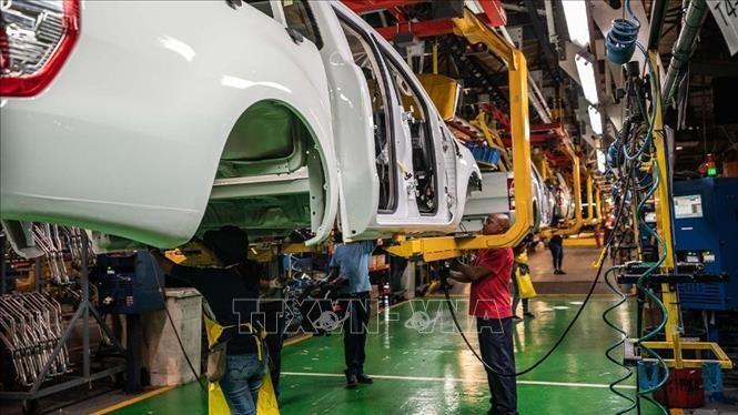 Préparation d'un plan nord-américain de redémarrage de l'industrie automobile  - ảnh 1