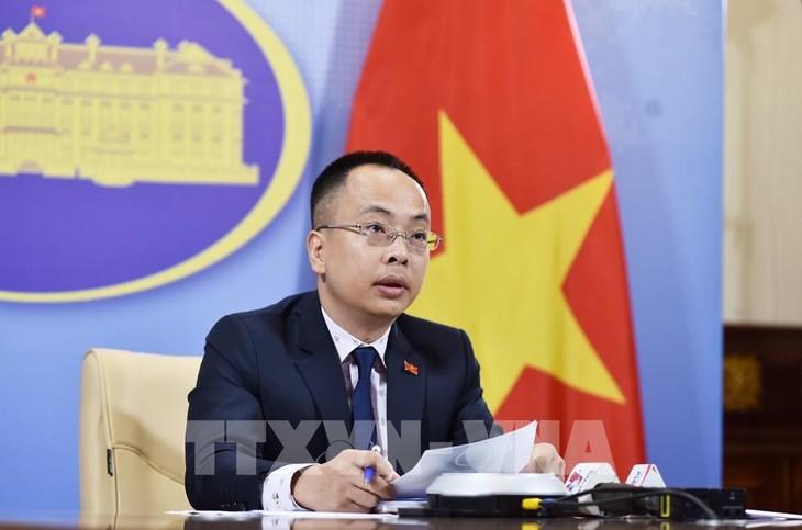 Le partenariat intégral entre le Vietnam et les États-Unis au beau fixe - ảnh 1