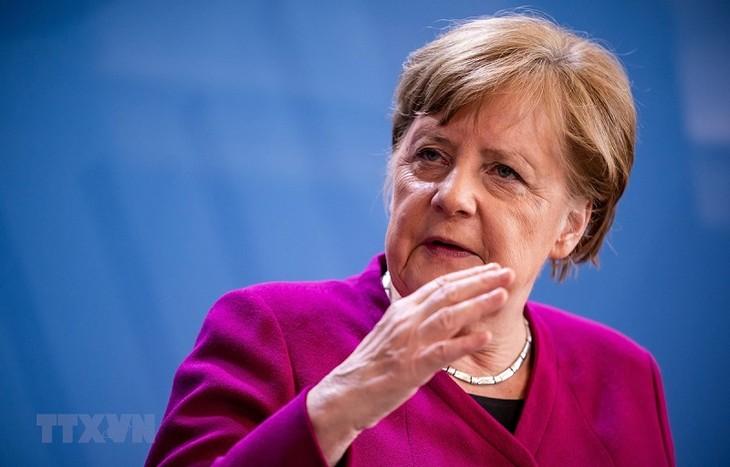 L'Allemagne à la tête de l'UE: une présidence axée sur le coronavirus - ảnh 1