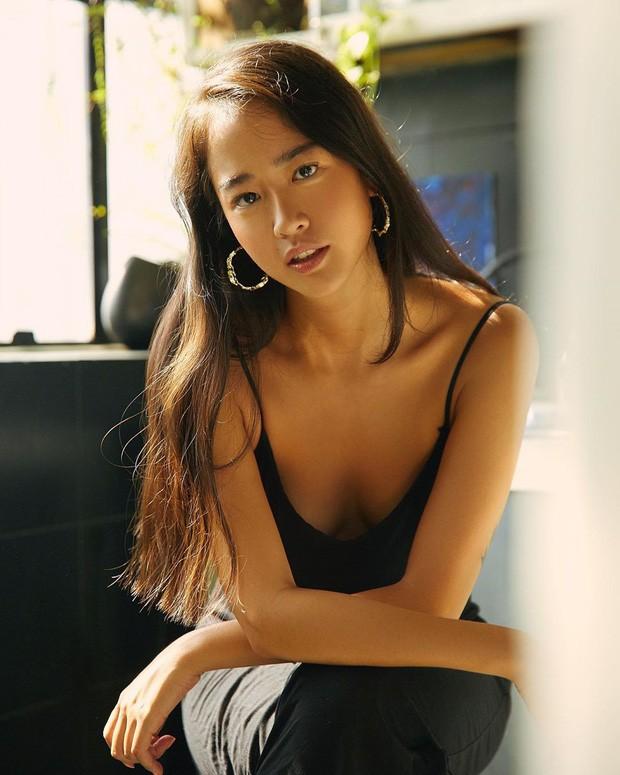 Amandine Trinh Vân, la nouvelle star de la mode vietnamienne - ảnh 1