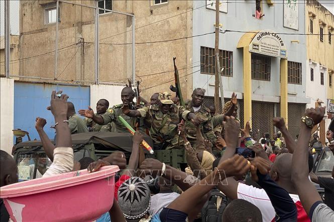 Mali: António Guterres appelle à la libération immédiate de Keita - ảnh 1