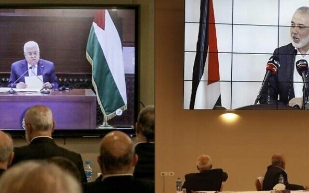Les factions palestiniennes ont discuté de l'accord Israël-Emirats - ảnh 1