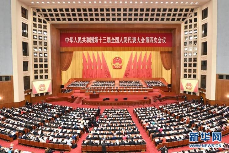 La Chine vise une croissance du PIB de plus de 6% en 2021 - ảnh 1