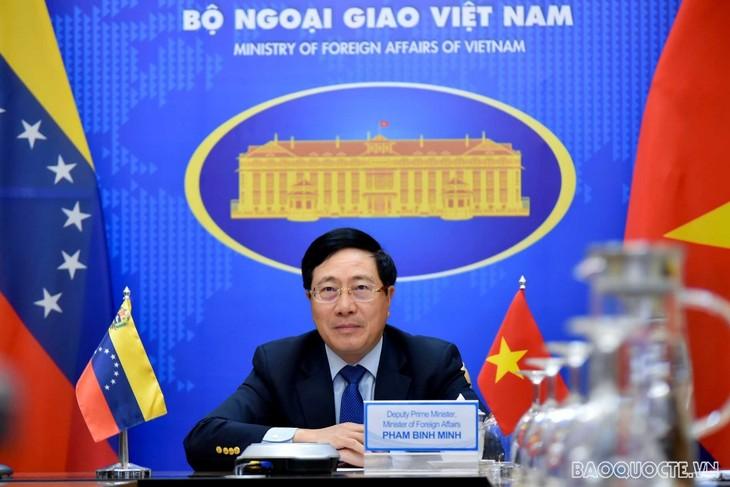 Promouvoir les relations d'amitié et de coopération Vietnam - Venezuela - ảnh 1