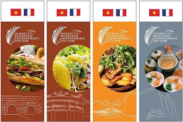 Une journée de la gastronomie vietnamienne en France - ảnh 1