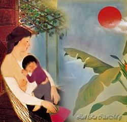 À ơi. . . tiếng thơ, ầu ơ. . .tiếng Việt - ảnh 1