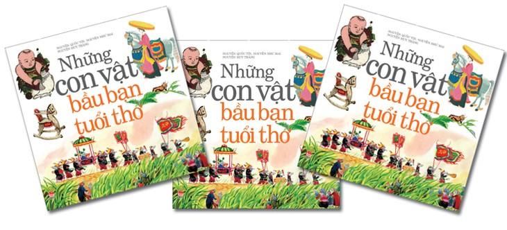 Ra mắt cuốn sách Những con vật bầu bạn với tuổi thơ - ảnh 2