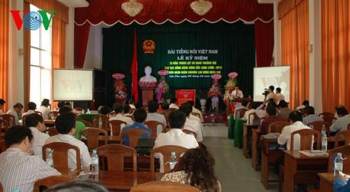 VOV Đồng bằng sông Cửu Long  nhận Huân chương Lao động hạng Nhì - ảnh 6