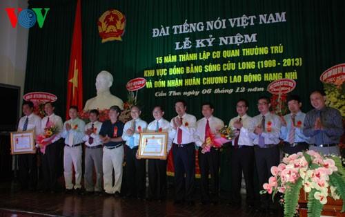 VOV Đồng bằng sông Cửu Long  nhận Huân chương Lao động hạng Nhì - ảnh 3