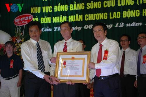 VOV Đồng bằng sông Cửu Long  nhận Huân chương Lao động hạng Nhì - ảnh 2