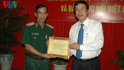 VOV Đồng bằng sông Cửu Long  nhận Huân chương Lao động hạng Nhì - ảnh 5