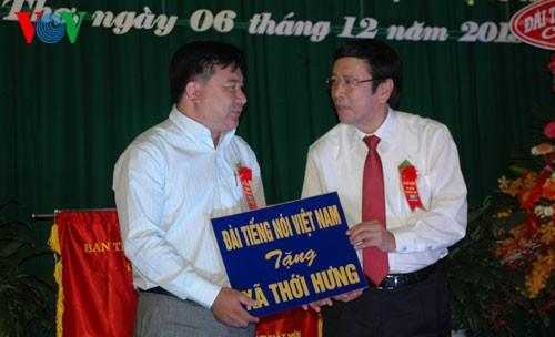 VOV Đồng bằng sông Cửu Long  nhận Huân chương Lao động hạng Nhì - ảnh 4
