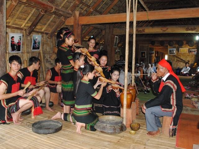 Dân tộc Ê đê  trong cộng đồng các dân tộc Việt Nam - ảnh 2