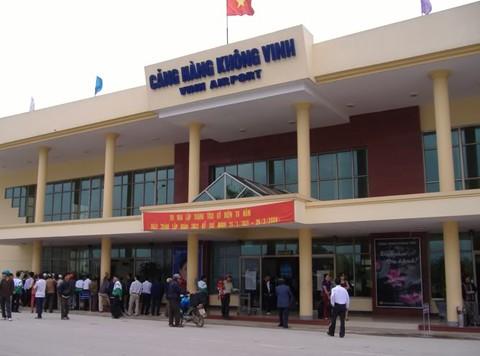 Nâng cấp Cảng hàng không Vinh thành Cảng hàng không quốc tế - ảnh 1