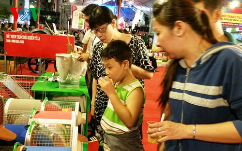 Khai mạc Hội chợ Hàng Việt Nam chất lượng cao tại Thành phố Hồ Chí Minh  - ảnh 1