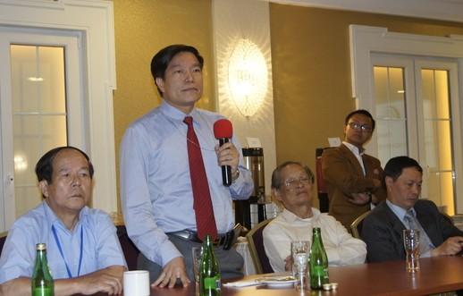 Đại hội lần thứ 2 Hội doanh nghiệp Việt Nam tại Ba Lan - ảnh 2