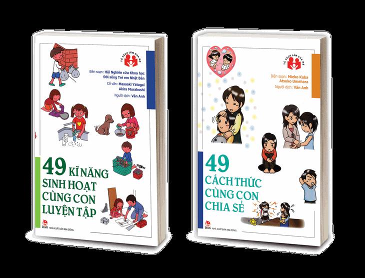 Sách giáo dục Nhật Bản - những kĩ năng quan trọng cha mẹ không thể bỏ qua - ảnh 1