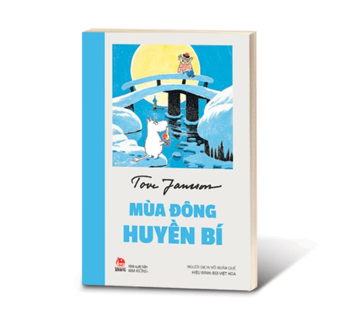 """Ra mắt cuốn sách Mumi thứ bảy tại Việt Nam """"Mùa đông huyền bí"""" - ảnh 5"""