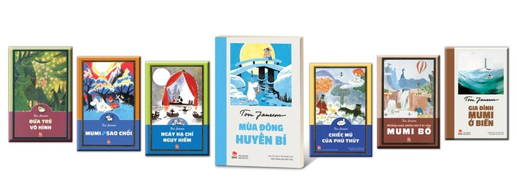"""Ra mắt cuốn sách Mumi thứ bảy tại Việt Nam """"Mùa đông huyền bí"""" - ảnh 1"""