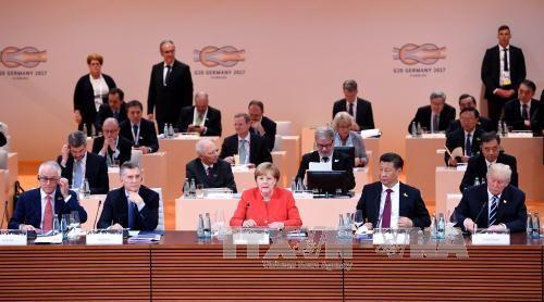 Các nước tham dự G20 cam kết ngăn chặn tài trợ khủng bố  - ảnh 1