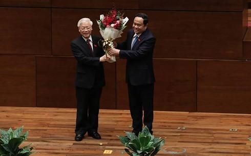 Toàn văn bài phát biểu nhậm chức của Chủ tịch nước Nguyễn Phú Trọng - ảnh 1