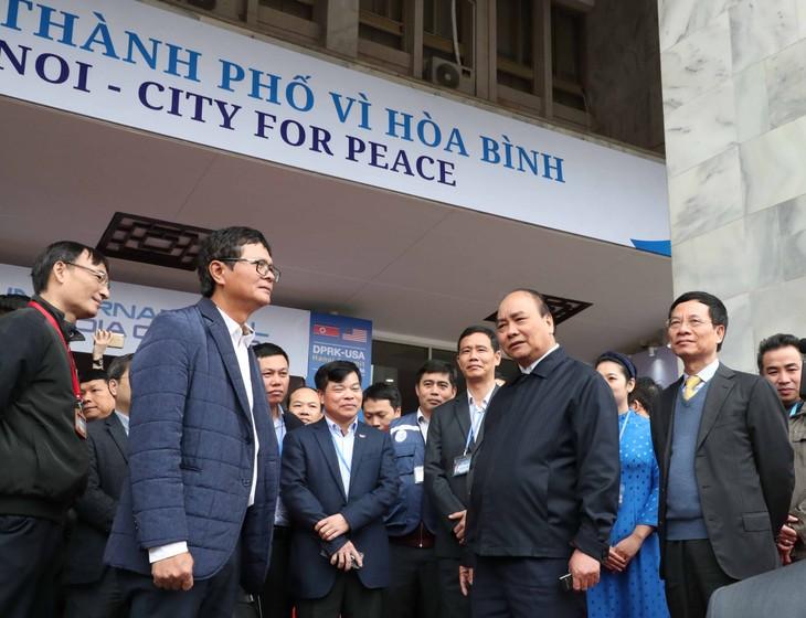 Hội nghị Thượng đỉnh Hoa Kỳ-Triều Tiên lần hai: Việt Nam là thành viên tích cực và có trách nhiệm của cộng đồng quốc tế - ảnh 1