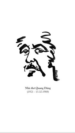"""Di cảo – hồi ký  """"Đoàn binh Tây Tiến""""  của nhà thơ Quang Dũng lần đầu xuất hiện - ảnh 2"""