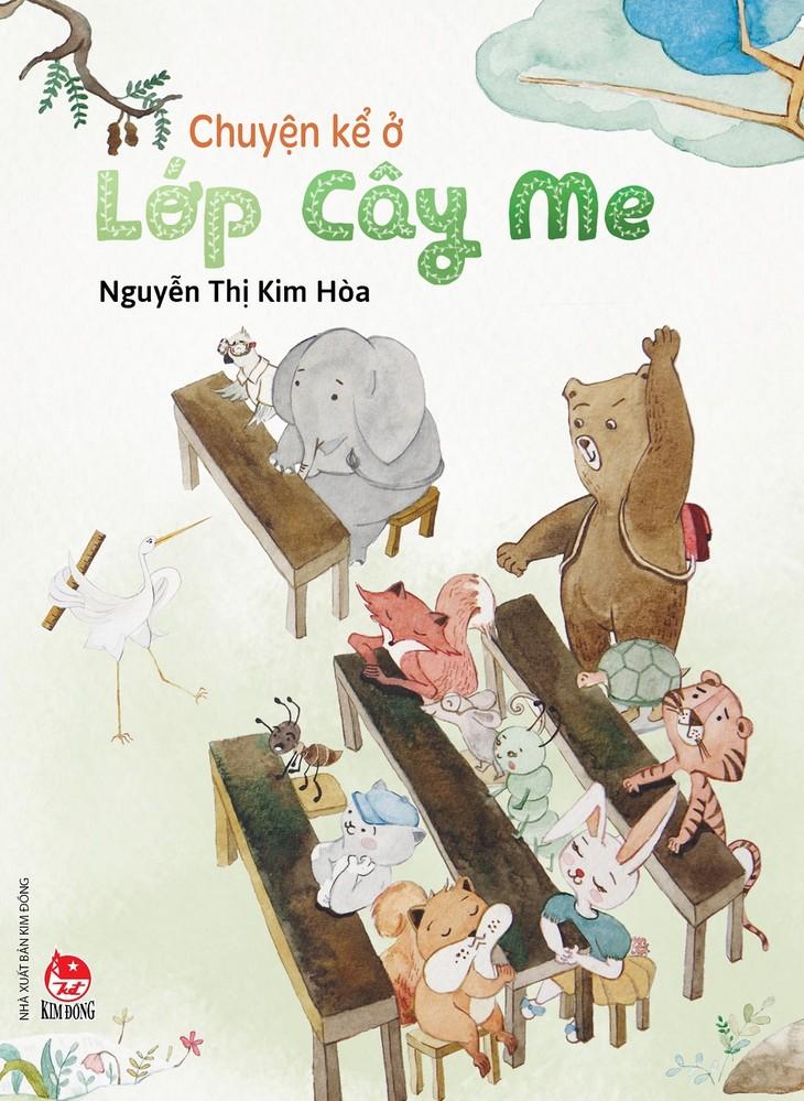 Nguyễn Thị Kim Hòa và lớp học vui nhất trên đời - ảnh 3