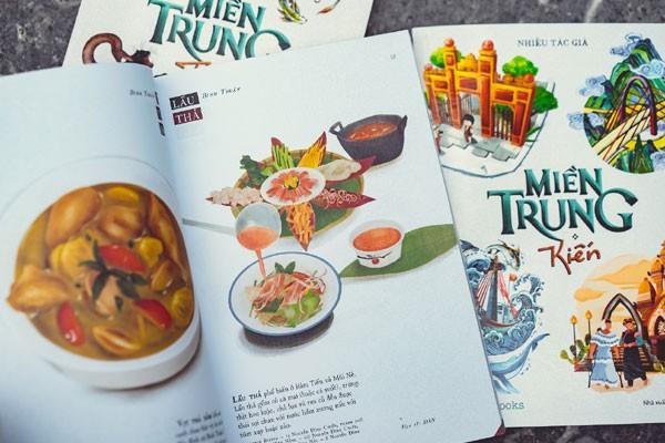 Vẻ đẹp văn hóa miền Trung qua trang sách - ảnh 4