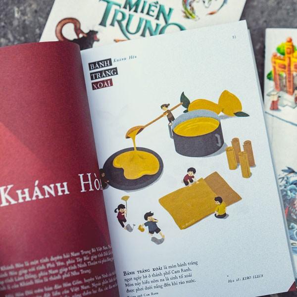 Vẻ đẹp văn hóa miền Trung qua trang sách - ảnh 3
