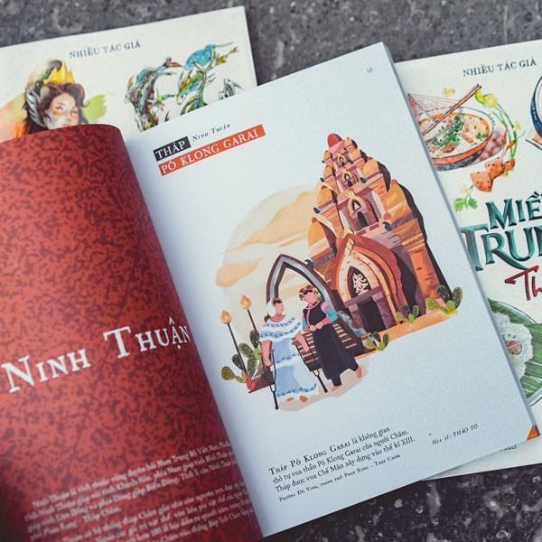 Vẻ đẹp văn hóa miền Trung qua trang sách - ảnh 5
