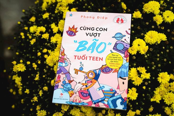Nhà văn Lê Minh Hà, Phong Điệp kể chuyện dạy con - ảnh 3