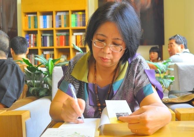 Nhà văn Lê Minh Hà, Phong Điệp kể chuyện dạy con - ảnh 2