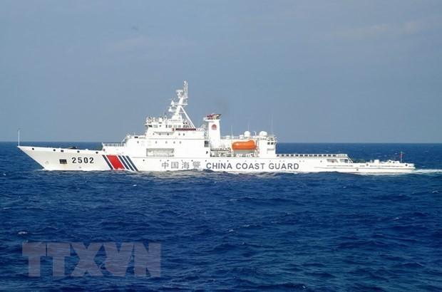 Hội Hữu nghị Bỉ - Việt Nam phản đối các hành động đơn phương gây căng thẳng ở Biển Đông - ảnh 1