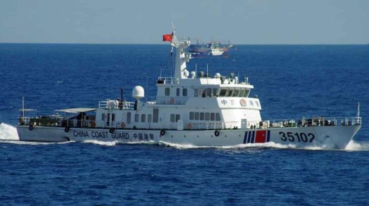 """Trung Quốc gia tăng hành vi sai trái """"chưa từng có"""" ở Biển Đông - ảnh 2"""