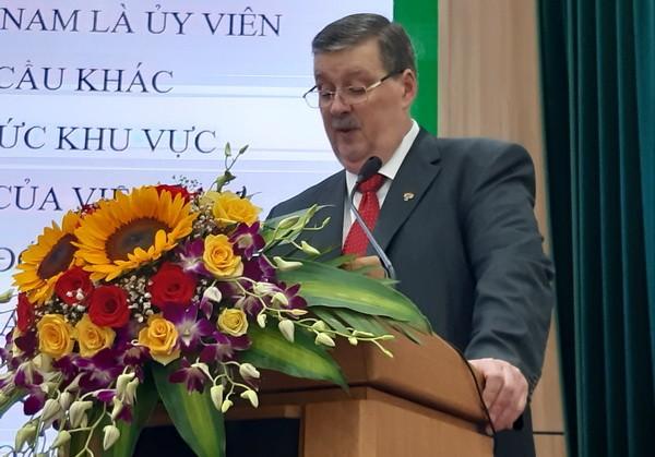 70 năm quan hệ Việt-Nga: Việt Nam là đối tác đáng tin cậy và người bạn triển vọng của Nga  - ảnh 1