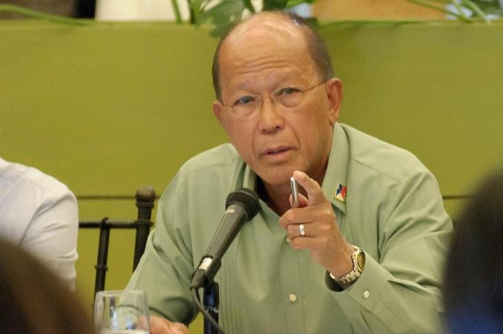 Philippines gọi việc Trung Quốc tập trận ở Biển Đông là